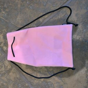 Triangl Pink Bikini Bag